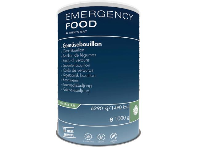 Trek'n Eat Emergency Food Can 1000g, Clear Bouillion